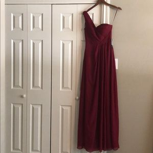 Weddington Way Louisa dress in Cabernet Size 0
